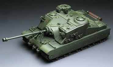 Meng British Heavy Assault Tank A39 Tortoise 1/35 – Bild 2