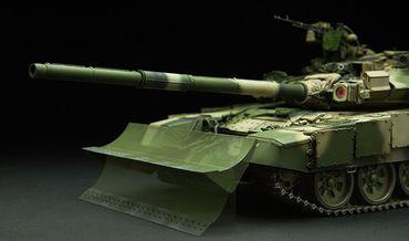 Meng Russian Main Battle Tank T-90 w/TBS-86 Tank Dozer 1/35 – Bild 6
