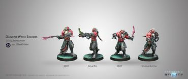 Combined Army Daturazi Witch Soldiers – Bild 1