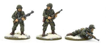 US Airborne Squad (Winter) 28mm – Bild 5