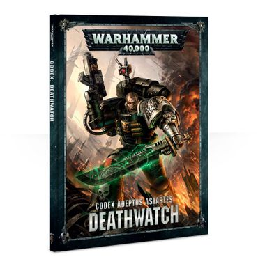 Deathwatch Codex (Deutsch)