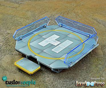 Infinity Heliport Platform (1)