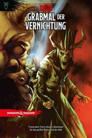 Dungeons & Dragons Grabmal der Vernichtung 5th Edition (Deutsch)