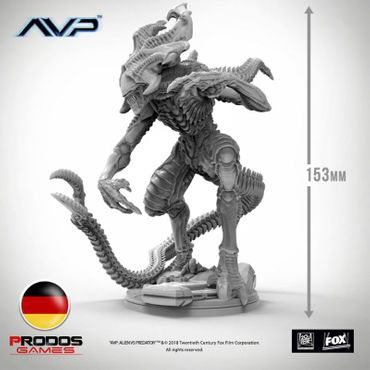 AVP Alien King (Deutsch)