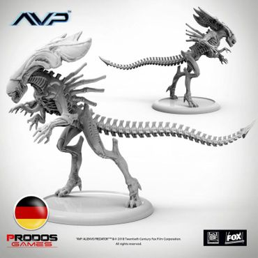 AVP Alien Queen (Deutsch) – Bild 2