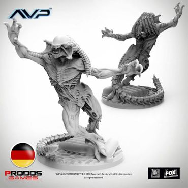 AVP Alien Predalien Unicast (Deutsch)