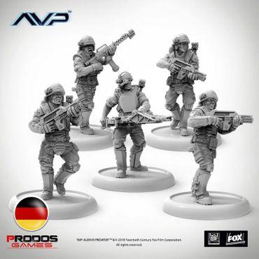 AVP USCM Multipart Marines (Deutsch) – Bild 1