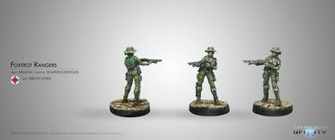 Ariadna Foxtrot Rangers (Boarding Shotgun)