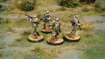 Haqqislam Djanbazan Tactical Group – Bild 4