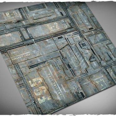 Deep Cut Studio Wargames Terrain Mat Space Hulk 4x4