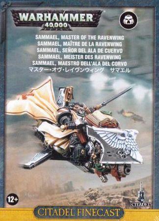 Sammael Meister des Ravenwing [GW WEB EXKLUSIV]