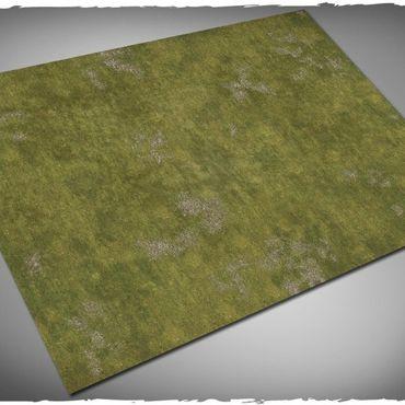 Deep Cut Studio Wargames Terrain Mat Plains 4x6