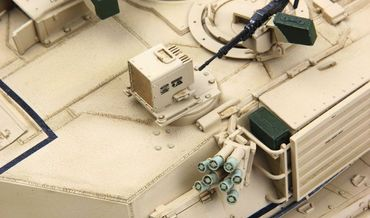 Meng USMC M1A1 AIM/U.S.Army M1A1 Abrams TUSK Main Battle Tank – Bild 6