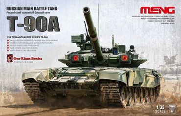 Meng Russian Main Battle Tank T-90A