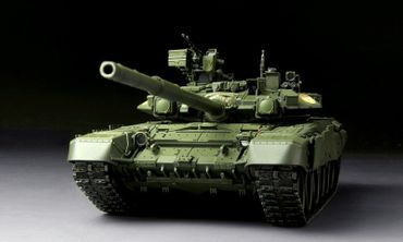 Meng Russian Main Battle Tank T-90A – Bild 2