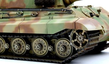 Meng German Heavy Tank Sd.Kfz.182 King Tiger (Henschel Turret) 1/35 – Bild 6