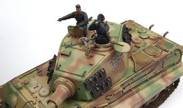 Meng German Heavy Tank Sd.Kfz.182 King Tiger (Henschel Turret) 1/35 – Bild 5