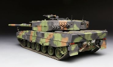 Meng German Main Battle Tank Leopard 2 A4 1/35 – Bild 3