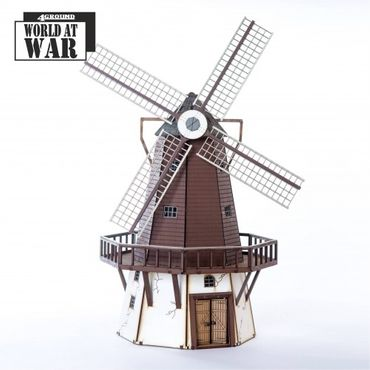 European Windmill 28mm