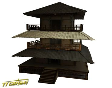 Yu Pagoda Extension 28mm – Bild 2