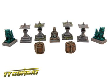 Eastern Accessories Set 2 28mm