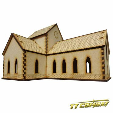 World War Church 15mm