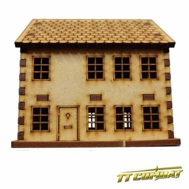 World War Townhouse 15mm