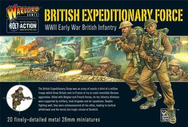 British Expeditionary Force 28mm – Bild 1