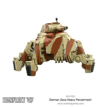 Konflikt 47 German Zeus Heavy Panzermech 28mm – Bild 2