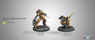 Yu Jing Su-Jian Immediate Action Unit – Bild 1