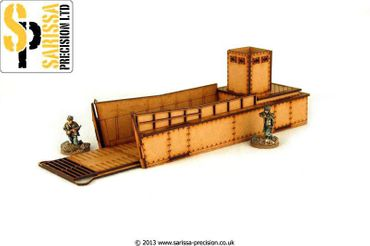 WW2 LCM Landing Craft 28mm – Bild 6
