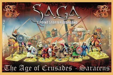 SAGA Saracens Starter (4 Punkte) – Bild 1