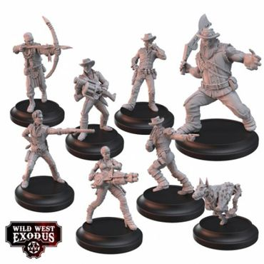 The Deadly Seven Starter Set – Bild 2