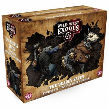 The Deadly Seven Starter Set – Bild 1