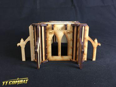 Gothic Modular Building 01 28mm – Bild 4