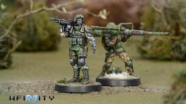 Ariadna Tank Hunters (AP HMG, Autocannon) – Bild 2