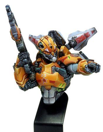 Infinity Tiger Soldier Bust – Bild 2