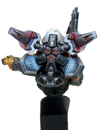 Infinity Tiger Soldier Bust – Bild 3