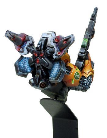 Infinity Tiger Soldier Bust – Bild 4