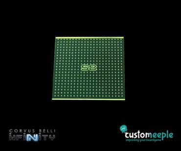 Infinity S8 Silhouette Marker Green Fluor (1) – Bild 3