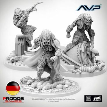 AVP Predator Elders Unicast (Deutsch)