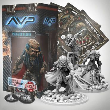 AVP Predator Elders Unicast (Deutsch) – Bild 2