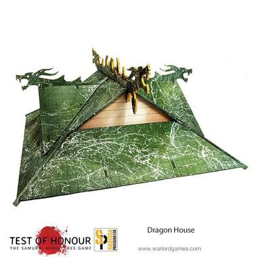 Test of Honour Dragon House 28mm – Bild 2