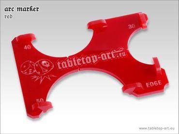 Arc Marker Roundlip Rot (1) – Bild 1