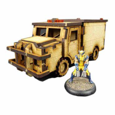 Armoured Truck 28mm – Bild 2