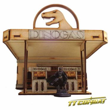 Dinogas Filling Station Deluxe 28mm – Bild 2