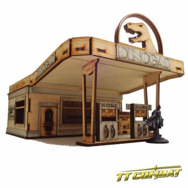 Dinogas Filling Station Deluxe 28mm – Bild 1