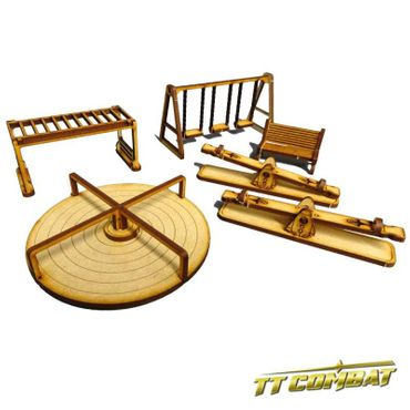 Play Park Set 28mm – Bild 1