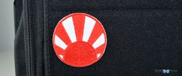 Infinity Japanese Sectorial Army Patch