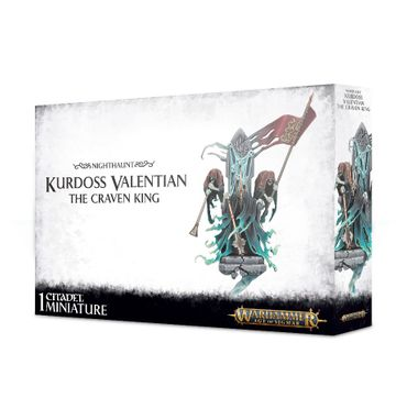 Nighthaunt Kurdoss Valentian The Craven King